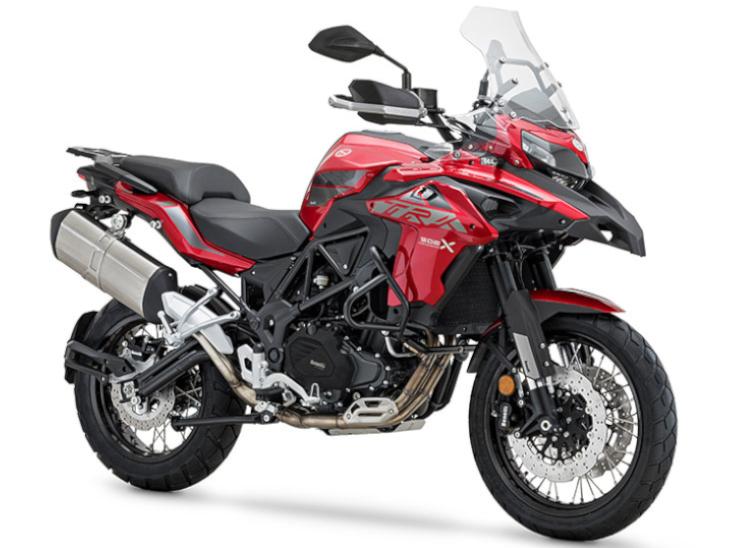बेनेली ने लॉन्च की BS6 TRK 502X मोटरसाइकिल, पुराने मॉडल से 31 हजार रुपए कम है कीमत|टेक & ऑटो,Tech & Auto - Dainik Bhaskar
