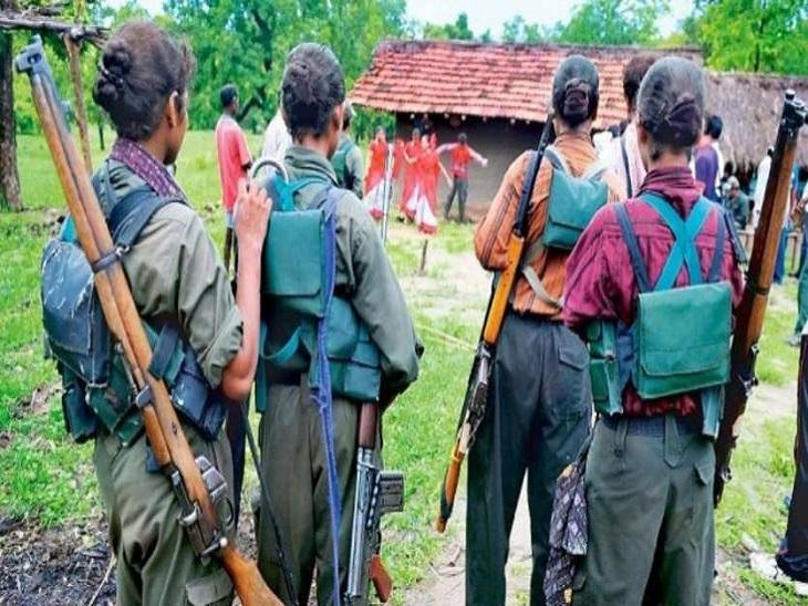 छत्तीसगढ़ सरकार को चिट्ठी पर भरोसा नहीं, औपचारिक प्रस्ताव का इंतजार, बंदूक छोड़ने की शर्त भी|रायपुर,Raipur - Dainik Bhaskar