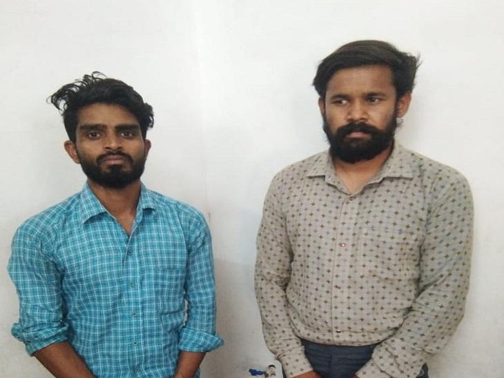 ATM कर्मचारियों की नियत बिगड़ी; बैंक ऑफ बड़ौदा के 27 लाख रुपए रख लिए अपने पास, दो आरोपी गिरफ्तार|रायपुर,Raipur - Dainik Bhaskar