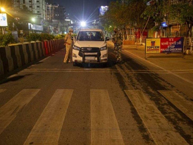 पंजाब सरकार ने नाइट कर्फ्यू का समय 2 घंटे बढ़ाया; अब 11 नहीं रात 9 बजे से सुबह 5 बजे तक रहेगी पाबंदी पंजाब,Punjab - Dainik Bhaskar