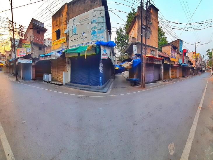 पिछले साल आज ही के दिन मिला था पहला मरीज, फिर बढ़ रहे मामले, कंटेनमेंट जोन भी बनेंगे, फिर खुलेंगे केयर सेंटर|छत्तीसगढ़,Chhattisgarh - Dainik Bhaskar