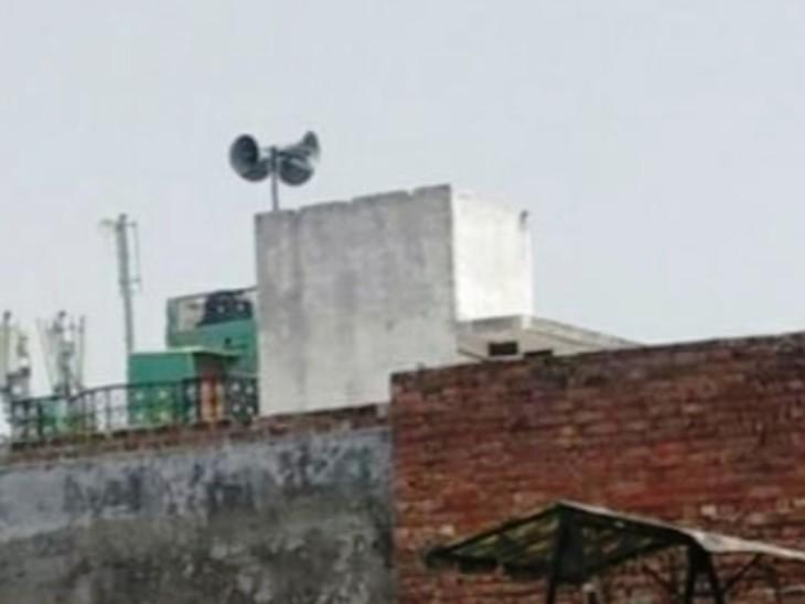BHU के छात्र को अजान से दिक्कत; पुलिस से शिकायत करके कहा- P.Hd. की तैयारी नहीं कर पा रहा|वाराणसी,Varanasi - Dainik Bhaskar
