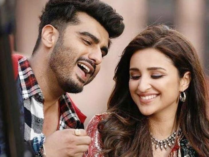 अर्जुन-परिणीति की 'संदीप और पिंकी फरार' में क्लैरिटी कम कन्फ्यूजन ज्यादा, रोमांच और रफ्तार आधा बॉलीवुड,Bollywood - Dainik Bhaskar