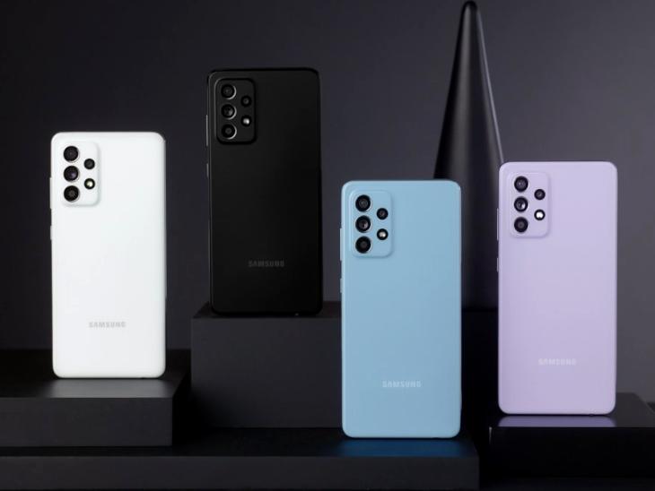 भारत में लॉन्च हुए सैमसंग गैलेक्सी A52 और A72 स्मार्टफोन, मिल रहा है 3 हजार रु. तक का कैशबैक; जानिए कीमत-ऑफर की डिटेल|टेक & ऑटो,Tech & Auto - Dainik Bhaskar