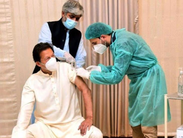 चीनी वैक्सीन लगवाने के 2 दिन बाद पाक PM और उनकी पत्नी पॉजिटिव, PM मोदी ने जल्द ठीक होने की कामना की; ब्राजील में पिछले 5 दिन में 4 लाख केस मिले|विदेश,International - Dainik Bhaskar