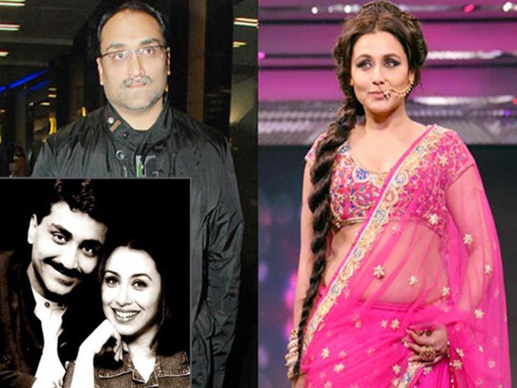 शादीशुदा होते हुए भी रानी मुखर्जी के करीब आने लगे थे आदित्य चोपड़ा, पत्नी को तलाक देने के बाद एक्ट्रेस से आगे बढ़ाया था रिश्ता बॉलीवुड,Bollywood - Dainik Bhaskar