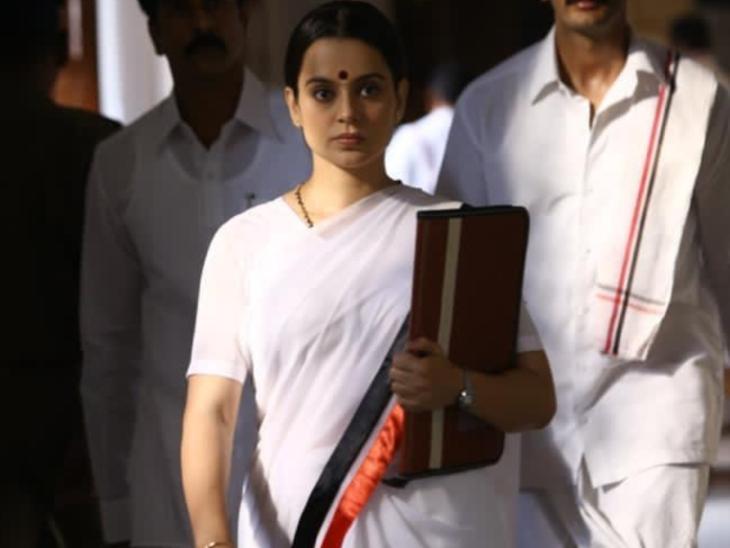 कंगना रनोट के बर्थडे पर रिलीज किया जाएगा 'थलाइवी' का ट्रेलर, जान्हवी कपूर स्टारर 'गुड लक जैरी' और आयुष्मान खुराना की 'अनेक' की शूटिंग हुई पूरी बॉलीवुड,Bollywood - Dainik Bhaskar