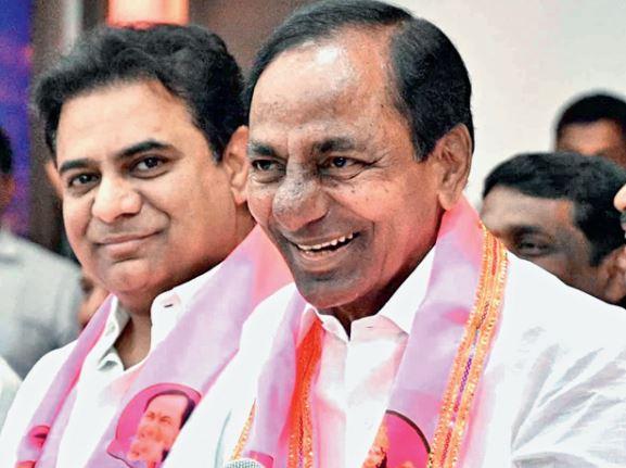 केसीआर के बेटे का जन्मदिन जुलाई में, तोहफे में दे सकते हैं सीएम पद|देश,National - Dainik Bhaskar