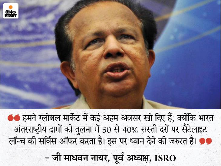 स्पेस साइंटिस्ट बोले- मस्क के बिजनेस मॉडल से सीखने की जरुरत; रीयूजेबल रॉकेट टेक्नोलॉजी ISRO को नई ऊंचाइयों पर ले जाएगी|देश,National - Dainik Bhaskar
