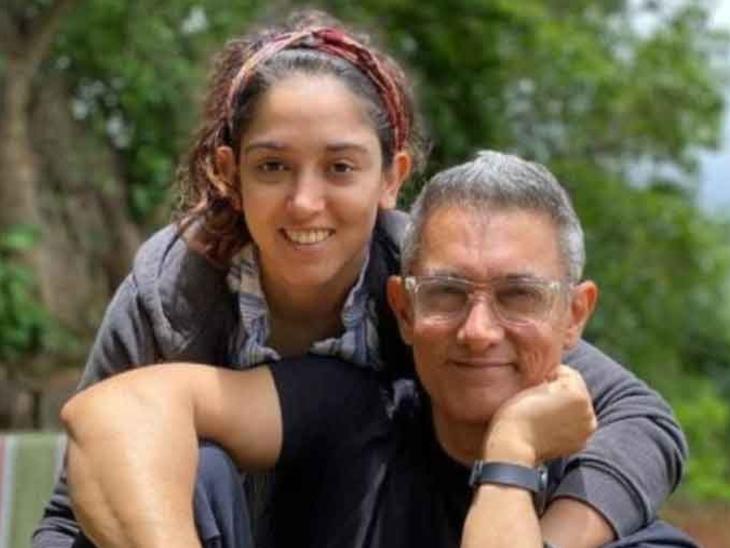 आमिर खान की बेटी इरा मेंटल हेल्थ से जूझ रहे लोगों की मदद करेंगी, इस काम के लिए उन्हें 25 इंटर्न्स की जरूरत; सैलरी भी देंगी|बॉलीवुड,Bollywood - Dainik Bhaskar