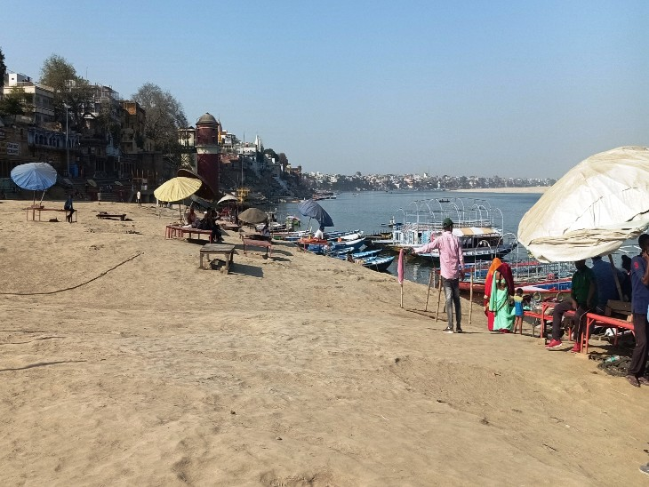 DM का आदेश- गंगा के सभी घाटों पर 29 मार्च को धारा 144 लागू रहेगी, नावें नहीं चलेंगी|वाराणसी,Varanasi - Dainik Bhaskar