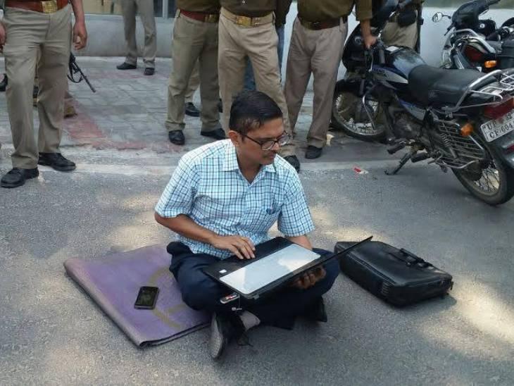 मुलायम सिंह की धमकी वाले टेप को किया था लीक, एनकाउंटर से पहले ही बताया था कि विकास दुबे कैसे मारा जाएगा लखनऊ,Lucknow - Dainik Bhaskar
