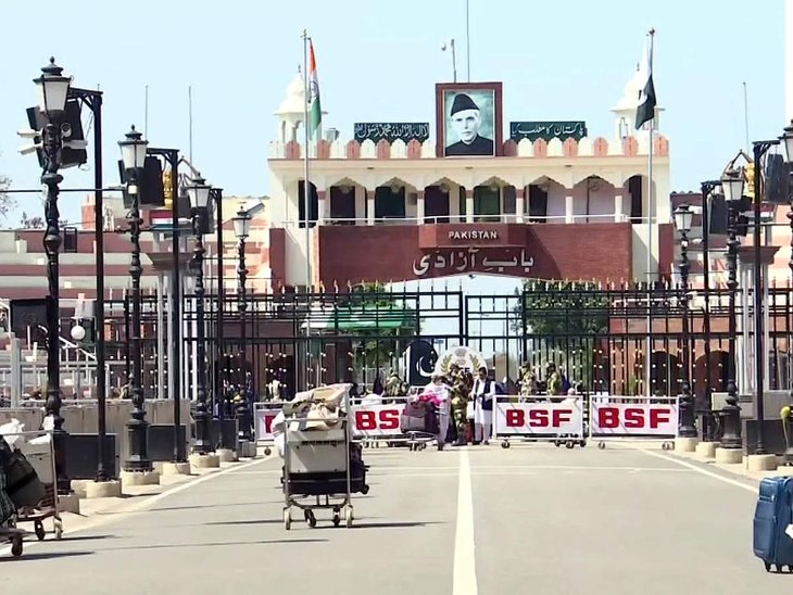 बैसाखी पर्व पर पाकिस्तान जााएगा सिख जत्था; फॉलो करने होंगे कुछ नियम, कार्यक्रम का शेड्यूल रिलीज पंजाब,Punjab - Dainik Bhaskar