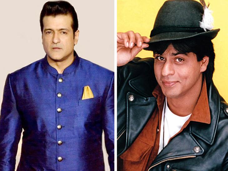 फिल्म 'दीवाना' ठुकरा कर अरमान कोहली ने की थी बड़ी गलती, इसी फिल्म में उनके ठुकराए रोल से स्टार बन गए थे शाहरुख खान|बॉलीवुड,Bollywood - Dainik Bhaskar