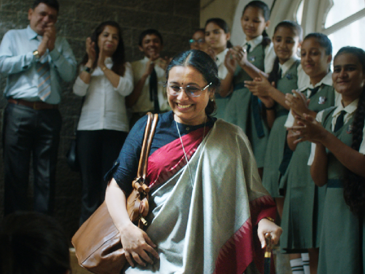 फिल्म में रानी मुखर्जी ने इस्तेमाल की थी पिता की वॉकिंग स्टिक, बोलीं- यह मेरा अपना तरीका था पापा को साथ रखने का बॉलीवुड,Bollywood - Dainik Bhaskar