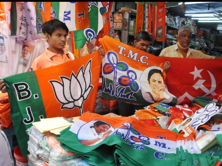 5 state Election 2021 News and Updates | Opinion poll result, TMC in Bengal and LDF in Kerala, Bad news for BJP | बंगाल में TMC और केरल में LDF की सत्ता सुरक्षित, तमिलनाडु में DMK की वापसी, असम में BJP को कड़ी टक्कर मिलेगी