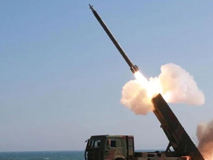 कम दूरी की दो बैलिस्टिक मिसाइलों के टेस्ट से PM सुगा नाराज; बोले- यह ओलंपिक और बाइडेन पर दवाब बनाने की कोशिश|विदेश,International - Dainik Bhaskar