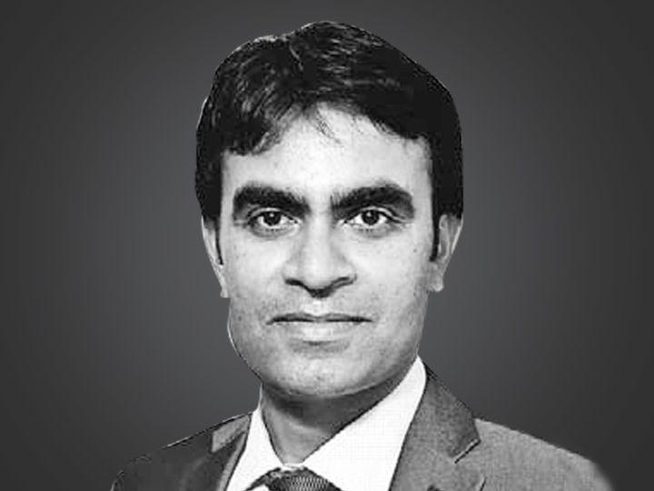 डॉ. चन्द्रकांत लहारिया, जन नीति और स्वास्थ्य तंत्र विशेषज्ञ - Dainik Bhaskar