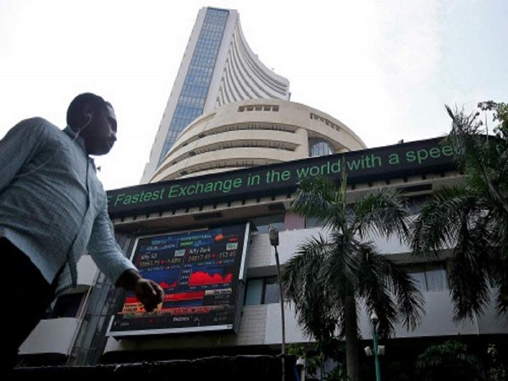 दो दिन की गिरावट के बाद बाजार में खरीदारी; सेंसेक्स 568 पॉइंट चढ़कर 49 हजार के स्तर पर बंद, निफ्टी भी 14500 के पार पहुंचा|बिजनेस,Business - Dainik Bhaskar