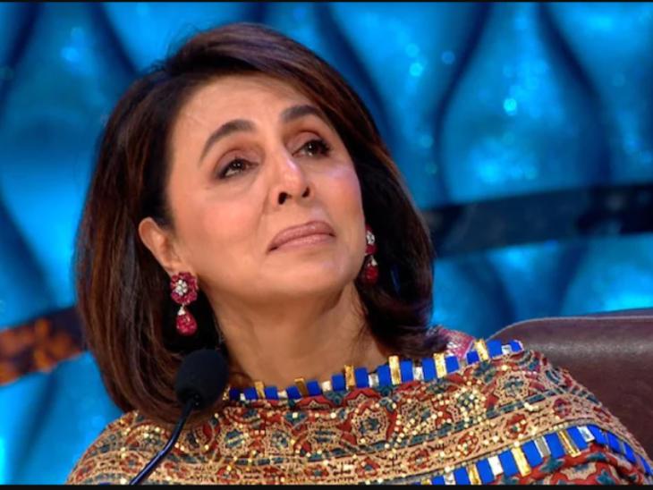 बेटे रणबीर और बेटी रिद्धिमा के मैसेज सुन इमोशनल हुईं नीतू कपूर, पति ऋषि कपूर के साथ अपनी लव स्टोरी भी की शेयर|टीवी,TV - Dainik Bhaskar