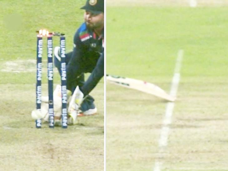 कोहली ने अंपायर से बहस की; इंग्लैंड के पूर्व कप्तान वॉन बोले- मैं थर्ड अंपायर होता, तो जरूर आउट देता|क्रिकेट,Cricket - Dainik Bhaskar