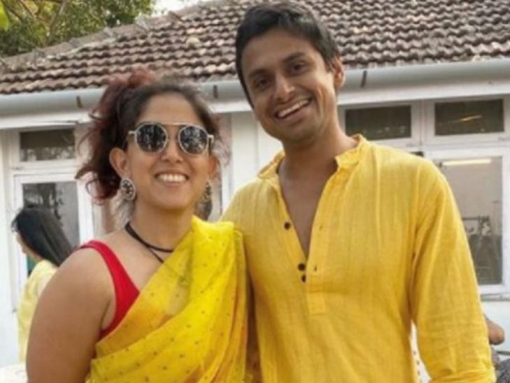 आमिर की बेटी ने बॉयफ्रेंड नूपुर शिखरे के साथ देखी फिल्म, सोशल मीडिया पर शेयर की फोटो|बॉलीवुड,Bollywood - Dainik Bhaskar
