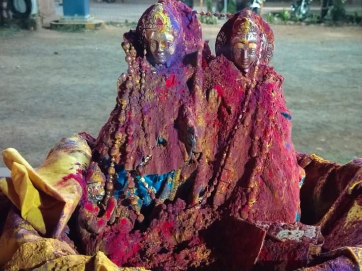 भद्रा दोपहर तक इसलिए बाधा नहीं, 500 साल बाद अंगारक योग में पूजा फलदायी छत्तीसगढ़,Chhattisgarh - Dainik Bhaskar