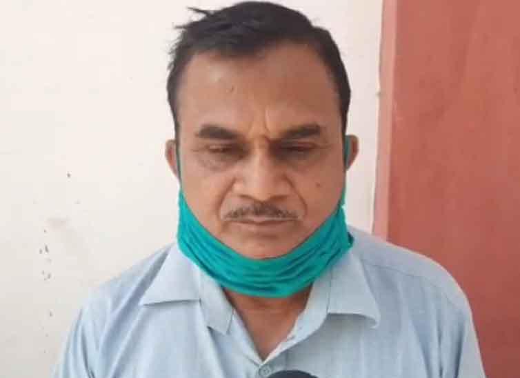 चोरों ने सेंध मार चुरा लिए डेढ़ लाख रुपए और सोने-चांदी के आभूषण, कटर की मदद से गेट काटकर घुसे थे चोर|जोधपुर,Jodhpur - Dainik Bhaskar