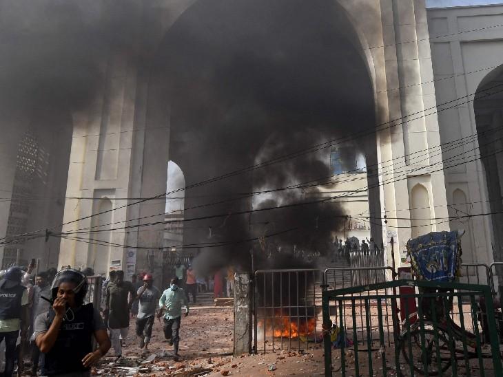 खुफिया रिपोर्ट में दावा:PM मोदी के बांग्लादेश दौरे के दौरान हिंसा की साजिश रची गई, इसके लिए जमात-ए-इस्लामी ने फंडिंग की