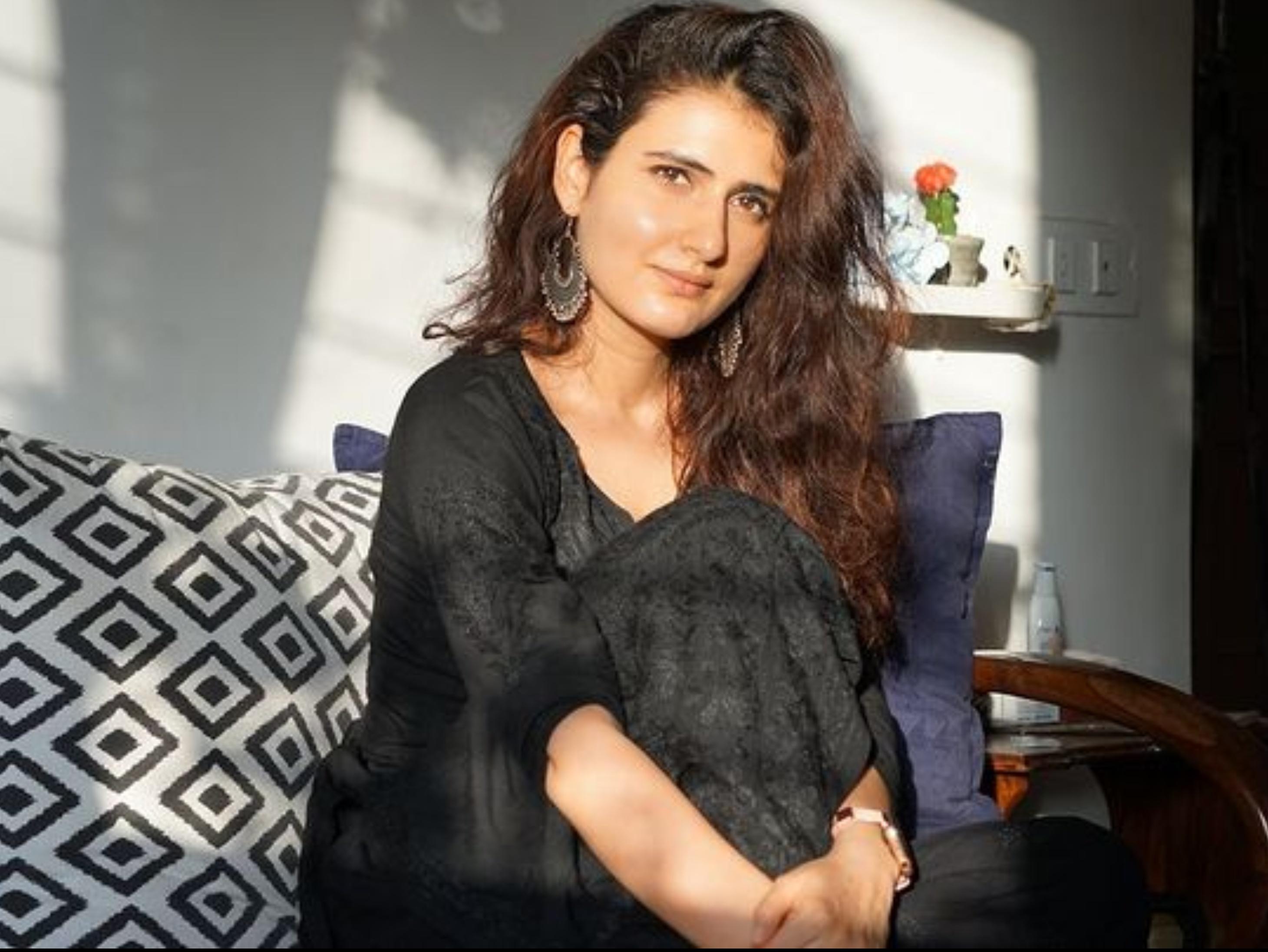 दंगल गर्ल फातिमा सना शेख हुईं कोरोना पॉजिटिव, होम आईसोलेशन में कर रहीं वर्कआउट बॉलीवुड,Bollywood - Dainik Bhaskar