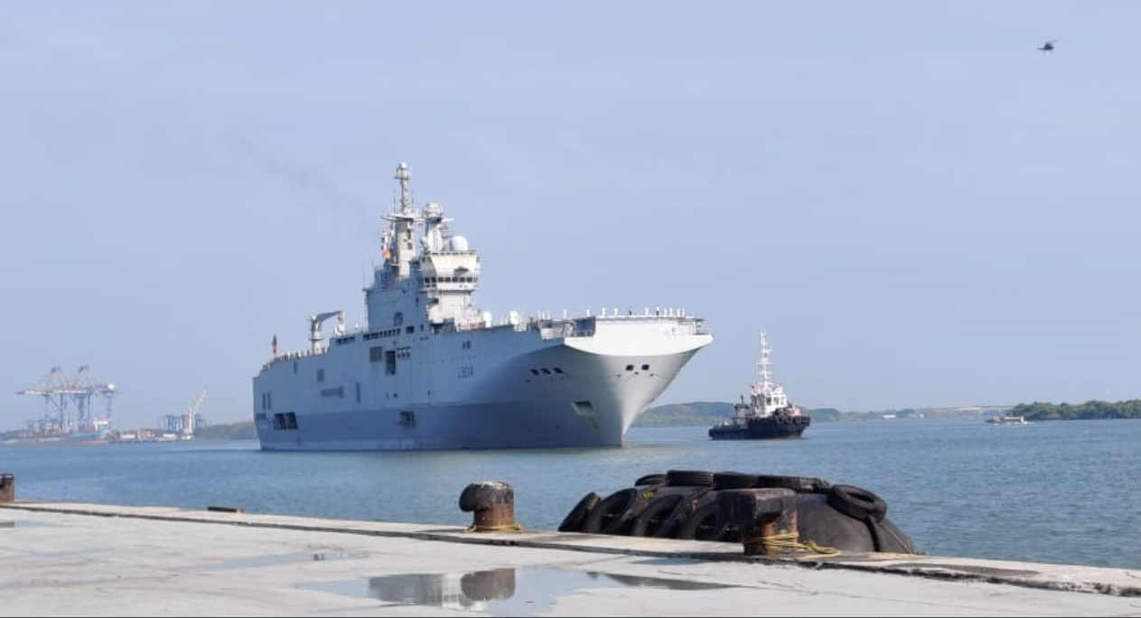 फ्रांस के साथ Quad देशों की नौसेनाएं बंगाल की खाड़ी में करेंगी युद्धाभ्यास|देश,National - Dainik Bhaskar