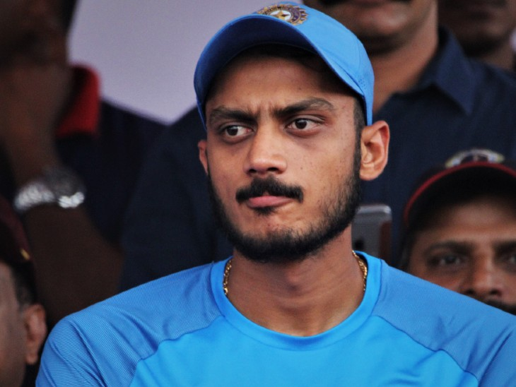 ऑलराउंडर अक्षर पटेल कोरोना पॉजिटिव पाए गए, CSK की कंटेंट टीम का एक सदस्य भी संक्रमित IPL 2021,IPL 2021 - Dainik Bhaskar