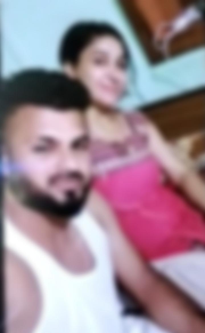 आरोपी युवक के साथ शिकायतकर्ता की पत्नी