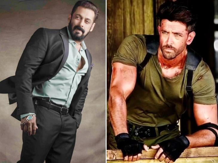 'मास्टर' की हिंदी रीमेक में नजर आ सकते हैं सलमान, ऋतिक अगले महीने से शूट करेंगे 'विक्रम वेधा' और शरमन ने शुरू किया नया चैलेंज बॉलीवुड,Bollywood - Dainik Bhaskar