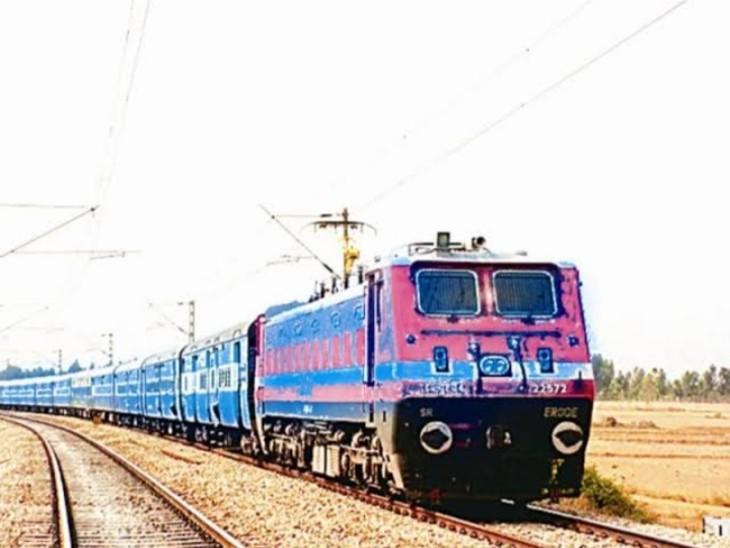 लगातार बढ़ते मामलाें के बीच नवदुर्गा में वैष्णोंदेवी जाने वाली ट्रेनें फुल, रेलवे चलाएगा तीन स्पेशल ट्रेनें ग्वालियर,Gwalior - Dainik Bhaskar