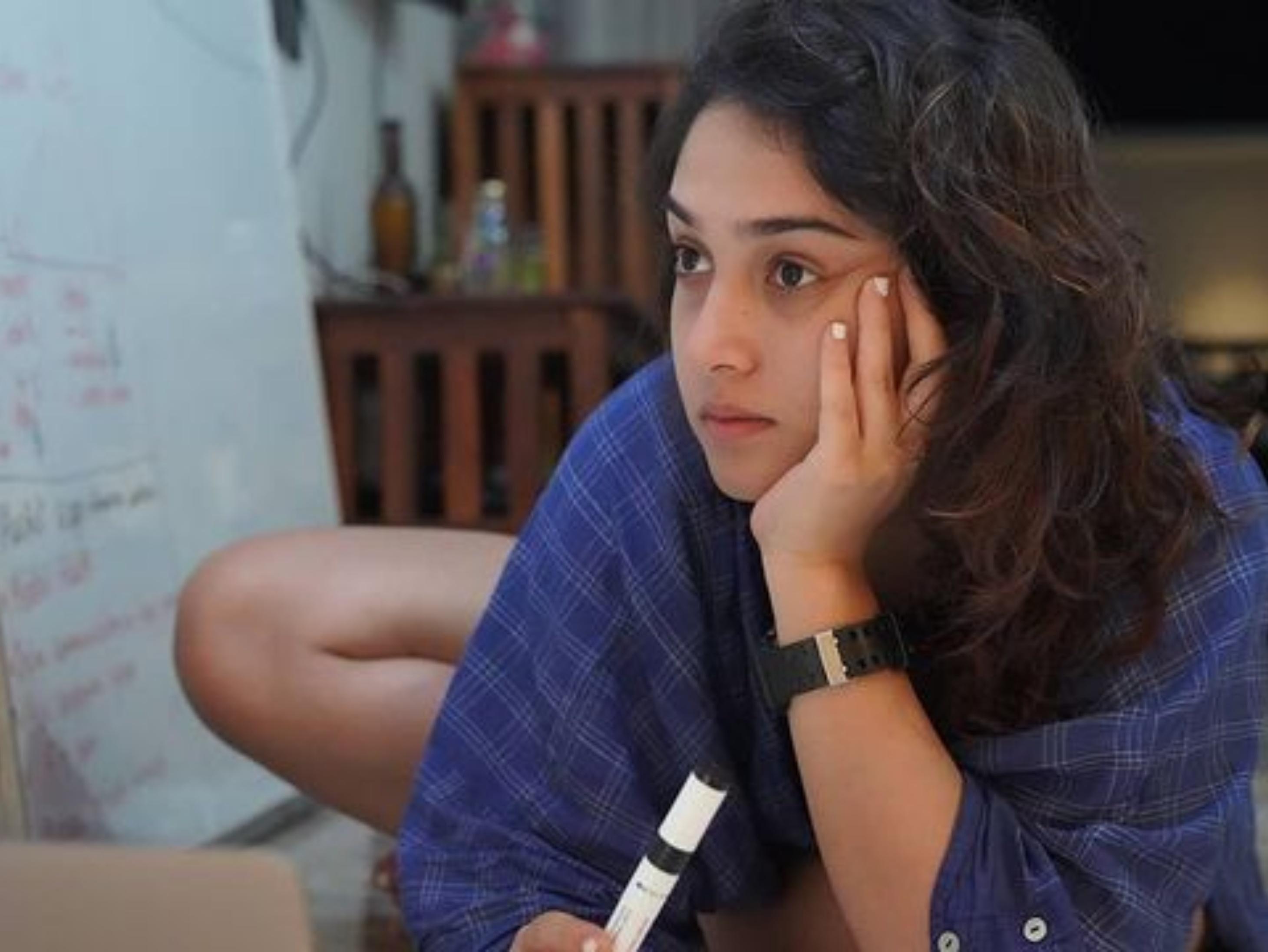 खुद को इरा लिखने-बोलने पर भड़की आमिर की बेटी, कहा- मेरा नाम आइरा है, अब गलत बोला तो 5 हजार देने पड़ेंगे बॉलीवुड,Bollywood - Dainik Bhaskar