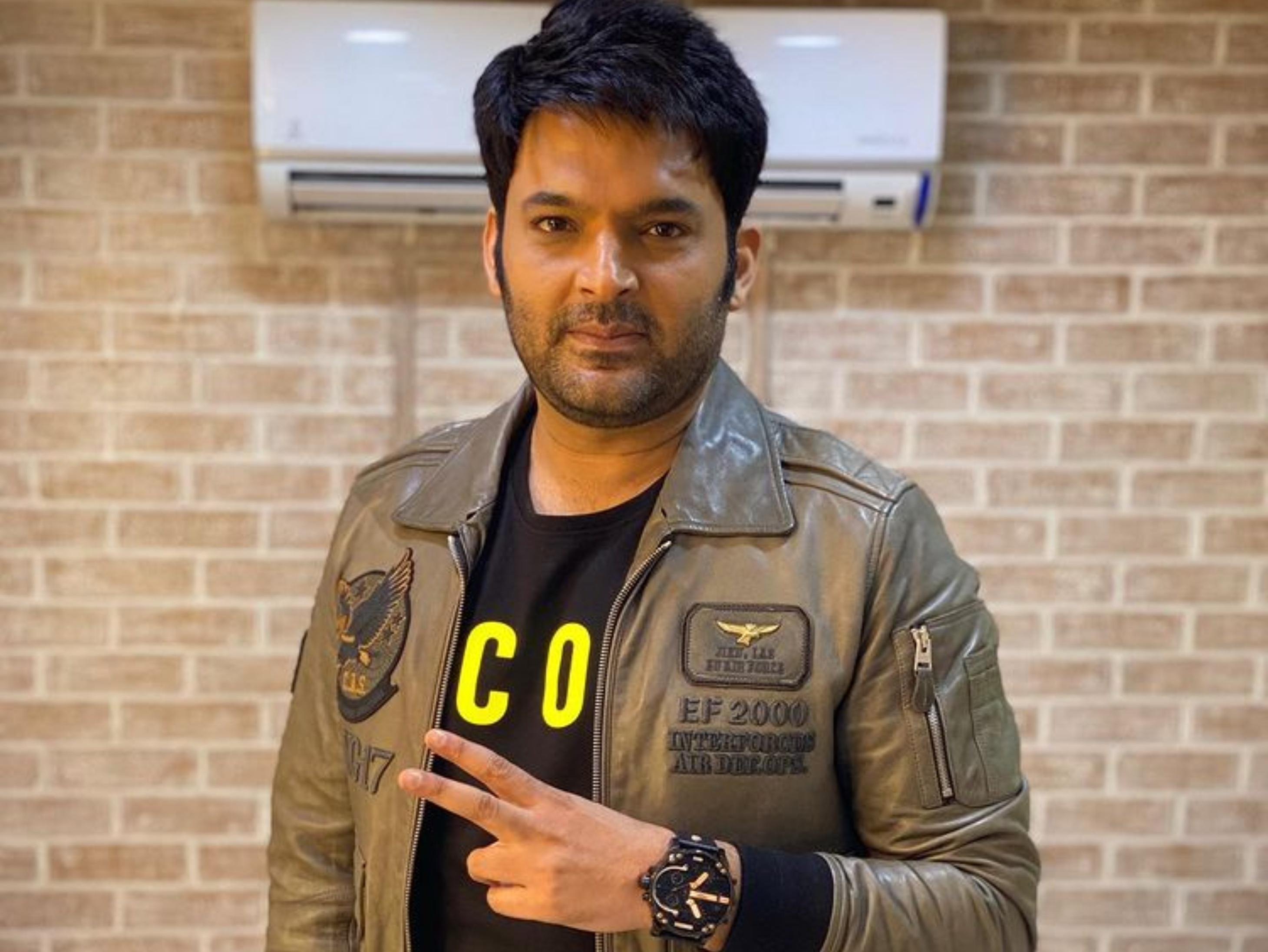सिंगर नीति मोहन ने पूछा कपिल शर्मा से बेटे का नाम, कॉमेडियन ने कहा- हमने उसका नाम त्रिशान रखा है|बॉलीवुड,Bollywood - Dainik Bhaskar