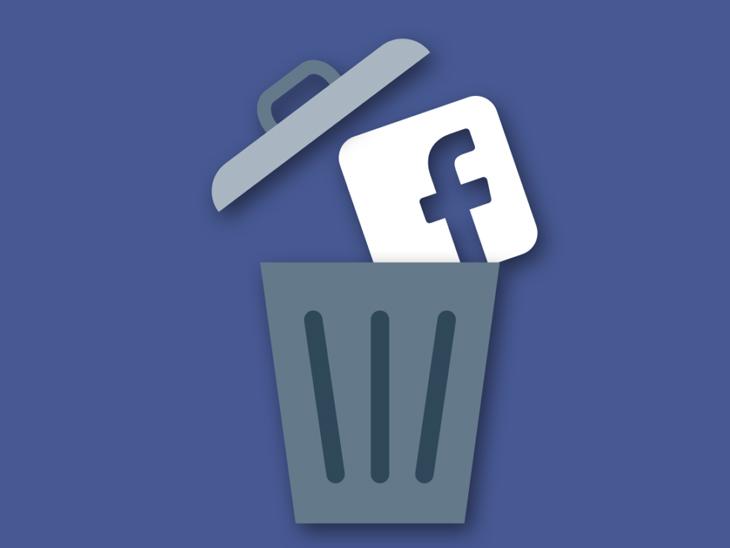 फेसबुक डेटा लीक होने से आप भी हैं परेशान, तो FB से अपना डेटा डाउनलोड कर ऐसे डिलीट करें अकांउट|टेक & ऑटो,Tech & Auto - Dainik Bhaskar