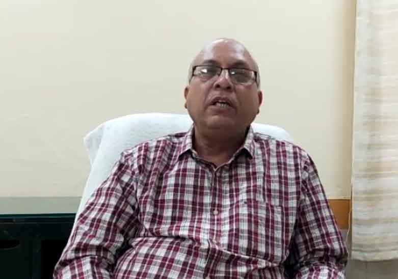 जांच अधिकारी डीआईजी शेखावत के साथ जुड़ा है अनोखा संयोग, उनके कार्यकाल में तीन बार भाग चुके हैं बंदी|जोधपुर,Jodhpur - Dainik Bhaskar