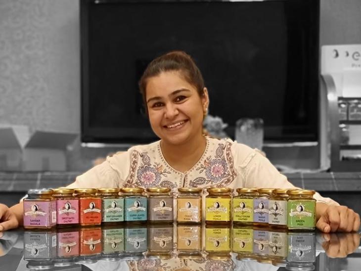 सास की रेसिपी बनी बहू के लिए स्टार्टअप आइडिया, अब हर महीने 4 लाख रुपए का बिजनेस; 5 महिलाओं को रोजगार भी दिया DB ओरिजिनल,DB Original - Dainik Bhaskar