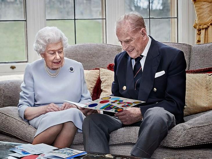 नहीं रहे ब्रिटेन के प्रिंस:क्वीन एलिजाबेथ के पति प्रिंस फिलिप का निधन, 2 महीने बाद 100 साल के होने वाले थे; मार्च में हार्ट सर्जरी हुई थी
