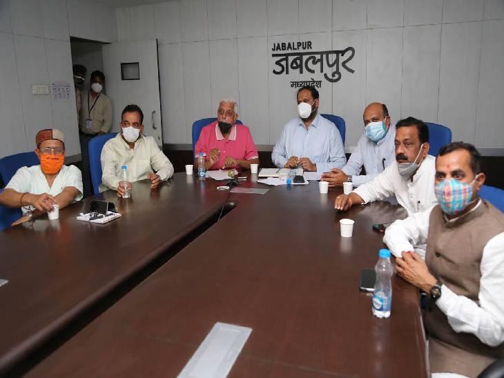 रोज 6 घंटे की मिलेगी छूट, होम डिलेवरी की मिलेगी सुविधा, जिला क्राइसिस मैनेजमेंट की बैठक में हुआ निर्णय|जबलपुर,Jabalpur - Dainik Bhaskar