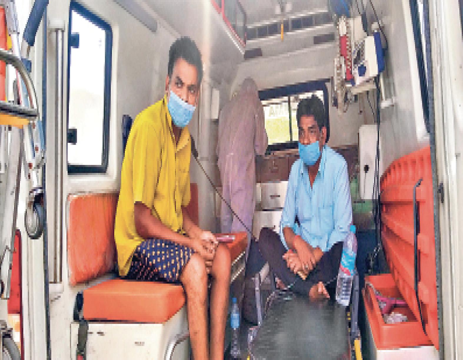 ज्यादातर निजी अस्पतालों में बेड फुल, सरकारी में सिर्फ 30 रिजर्व बेड ही खाली|रांची,Ranchi - Dainik Bhaskar