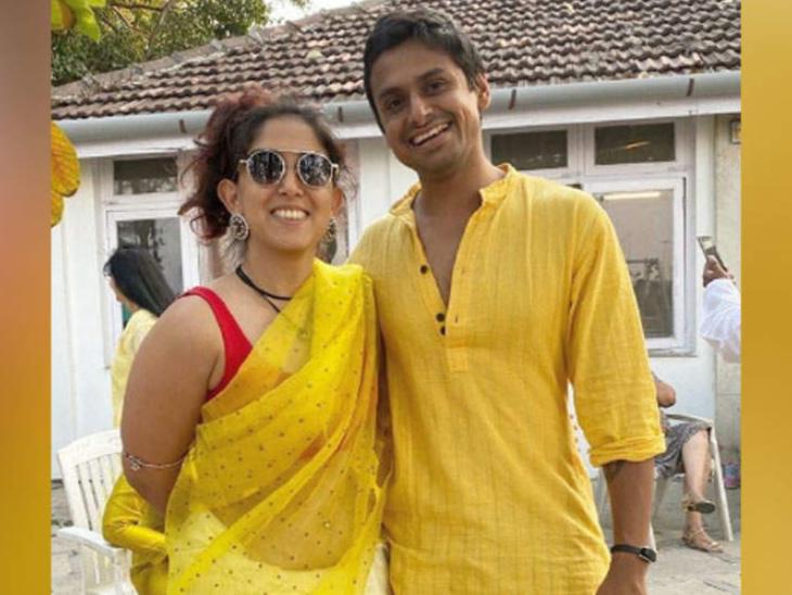 आइरा ने शेयर किया नूपुर शिखरे के हाथ से बना उनका स्केच, लिखा- यह बहुत अच्छा है|बॉलीवुड,Bollywood - Dainik Bhaskar