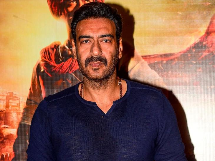 अजय देवगन ने रोकी 'मेडे' की शूटिंग, दोहा में शूट होना था फिल्म का आखिरी शेड्यूल बॉलीवुड,Bollywood - Dainik Bhaskar