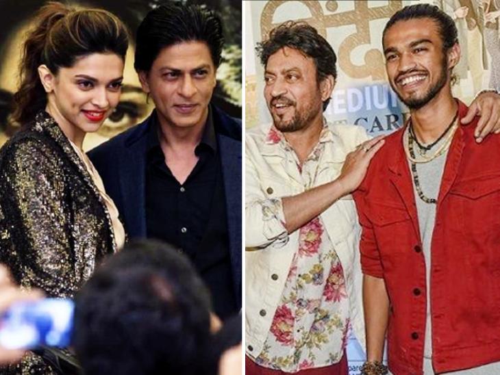 अगले सप्ताह से शाहरुख-जॉन के साथ 'पठान' की शूटिंग करेंगी दीपिका, अनुष्का शर्मा की फिल्म से डेब्यू करेंगे इरफान खान के बेटे बाबिल बॉलीवुड,Bollywood - Dainik Bhaskar