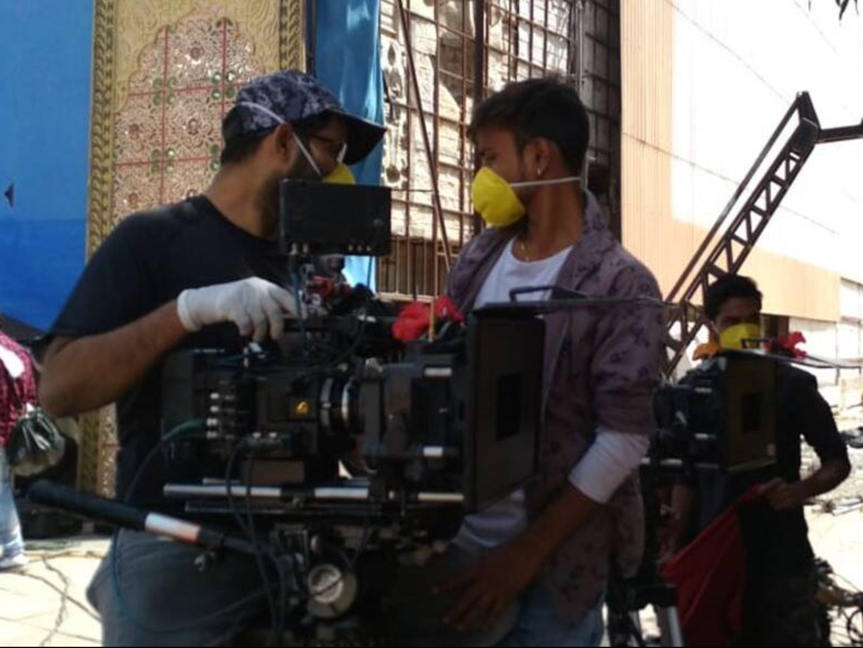 फिल्म और टीवी शो के प्रोड्यूसर्स हर 15 दिन में क्रू मेम्बर्स का कराएं कोरोना टेस्ट, इंडियन फिल्म और टीवी प्रोड्यूसर्स काउंसिल का निर्देश|बॉलीवुड,Bollywood - Dainik Bhaskar