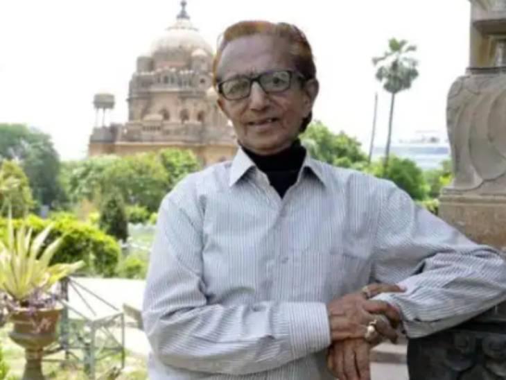 दो घंटे नहीं आई सरकारी एंबुलेंस, सांस लेने में तकलीफ से पीड़ित इतिहासकार पद्मश्री डॉक्टर योगेश प्रवीण का निधन|लखनऊ,Lucknow - Dainik Bhaskar