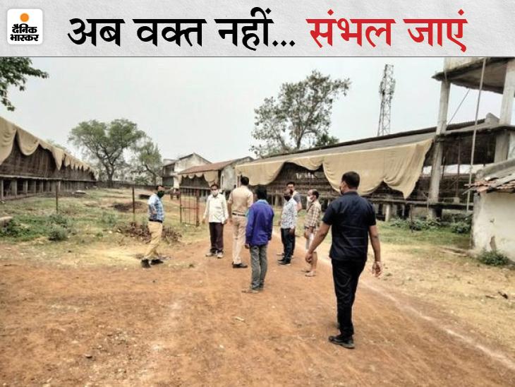 चिकन बेच रहे पोल्ट्री फार्म मालिक पर 50 हजार का जुर्माना, सड़कों पर निकले लापरवाह लोगों से पुलिस वसूल रही फाइन|रायपुर,Raipur - Dainik Bhaskar