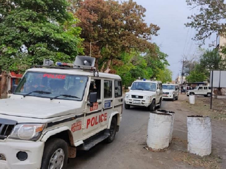 GPM में 14 अप्रैल से 7 दिन का लॉकडाउन; यहां 668 एक्टिव केस, 10 की मौत, पहली लहर में एक भी संक्रमित नहीं थे|छत्तीसगढ़,Chhattisgarh - Dainik Bhaskar